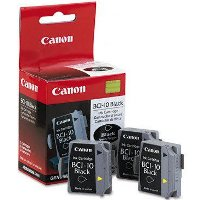 Canon BCI-10 Black Inkjet Cartridges (3/Pack)