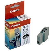 Canon BCI-21 Black Inkjet Cartridge