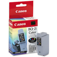 Canon BCI-21 Color Inkjet Cartridge