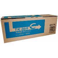 Copystar TK-869C (Copystar 1T02JZCCS0) Laser Toner Cartridge