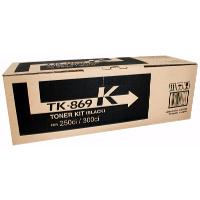 Copystar TK-869K (Copystar 1T02JZ0CS0) Laser Toner Cartridge