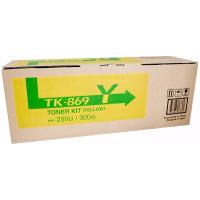 Copystar TK-869Y (Copystar 1T02JZACS0) Laser Toner Cartridge