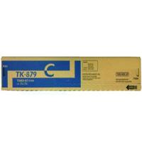 Copystar TK-879C (Copystar 1T05JNCCS0) Laser Toner Cartridge