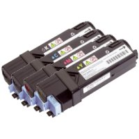 Dell 330-1433 / 330-1436 / 330-1437 / 330-1438 (Dell T106C / T107C / T108C / T109C) Compatible Laser Toner Cartridge Multi Pack