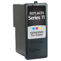 Dell 330-2091 / KX703 / CN592 / Series 11 Replacement InkJet Cartridge