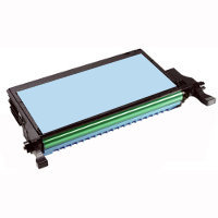 Compatible Dell 330-3792 Cyan Laser Toner Cartridge