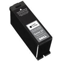 OEM Dell X737N / T091N (330-5267) Black Inkjet Cartridge
