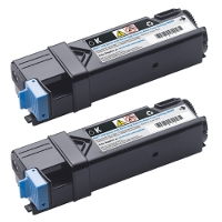 Dell 331-0720 (Dell 899WG) Laser Toner Cartridges (2/Pack)
