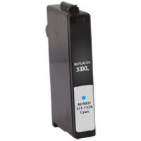 Dell 331-7378 / 8DNKH / Series 33 Replacement InkJet Cartridge