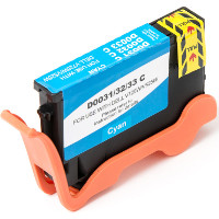 Dell 331-7378 (Dell 8DNKH / Dell Series 33) Remanufactured InkJet Cartridge