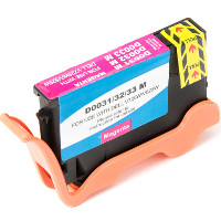 Dell 331-7379 (Dell 6M6FG / Dell Series 33) Remanufactured InkJet Cartridge