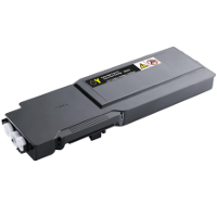 Compatible Dell MD8G4 / F8N91 (331-8430) Yellow Laser Toner Cartridge