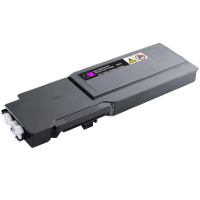 Compatible Dell XKGFP / 40W00 (331-8431) Magenta Laser Toner Cartridge