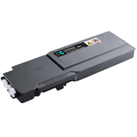 Compatible Dell 1M4KP / FMRYP (331-8432) Cyan Laser Toner Cartridge