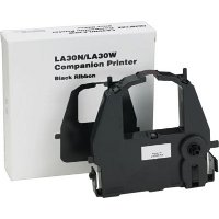 DEC LA30R-KA Black Printer Ribbon (1/Box)