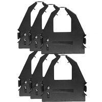 DEC LA31R-06 Black Fabric Printer Ribbon (6/Box)