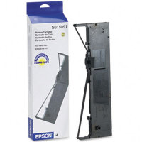 Epson S015091 Black Printer Ribbon