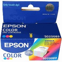 Epson S020089 Inkjet Cartridge