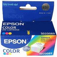 Epson S020089 OEM originales Cartucho de tinta
