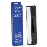 Epson 7768 Black Multistrike Printer Ribbons