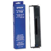 Epson 7768 Black Multistrike Printer Ribbon