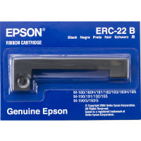 OEM Epson ERC-22B Black Printer Ribbon