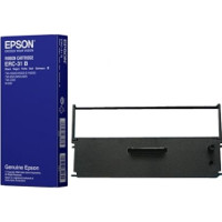 OEM Epson ERC-31B Black Printer Ribbon
