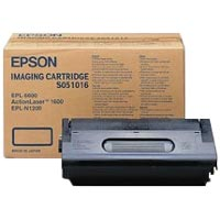 Epson S051016 Black Laser Toner Cartridge