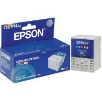 Epson T001011 Color Inkjet Cartridge