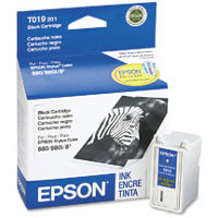 Epson T019201 Black Inkjet Cartridge