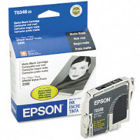 Epson T034820 Matte Black Inkjet Cartridge