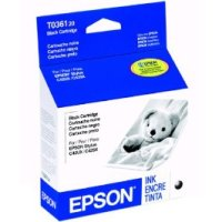 Epson T036120 Black Inkjet Cartridge