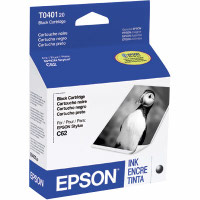 Epson T040120 Black Printer Ink Cartridge