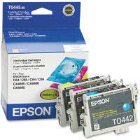 Epson T044520 Color Multi-Pack InkJet Cartridge