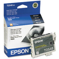 Epson T054820 Matte Black InkJet Cartridge