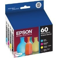 Epson T060120-BCS InkJet Cartridge Combo Pack