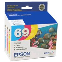 Epson T069520 InkJet Cartridge MultiPack