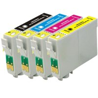 Epson T069120 / T069220 / T069320 / T069420 Remanufactured InkJet Cartridge MultiPack