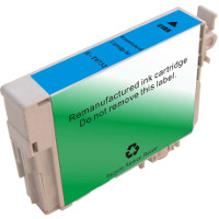 Epson T073220 (Epson 73 Cyan) Remanufactured InkJet Cartridge