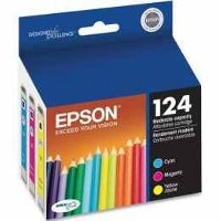 Epson T125420 InkJet Cartridge Value Pack