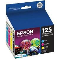 Epson T125120-BCS InkJet Cartridge Combo-Pack