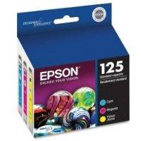 Epson T125520 OEM originales Cartucho de tinta