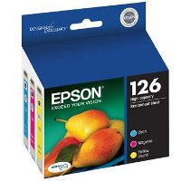 Epson T126520 InkJet Cartridge Value Pack