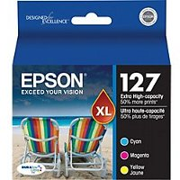 Epson T127520 InkJet Cartridge Value Pack
