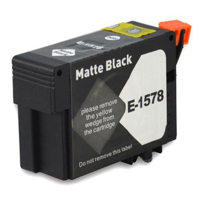 Remanufactured Epson T157820 Matte Black Inkjet Cartridge