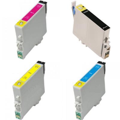 Remanufactured Epson T200XL120 / T200XL220 / T200XL320 / T200XL420 Inkjet Cartridge MultiPack
