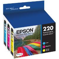 Epson T220520 OEM originales Cartucho de tinta