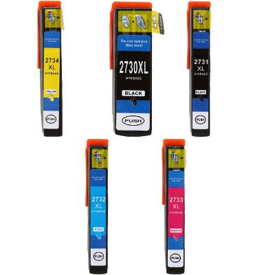 Remanufactured Epson T273XL020 / T273XL120 / T273XL220 / T273XL320 / T273XL420 Inkjet Cartridge MultiPack