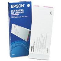 Epson T411011 Light-Magenta Inkjet Cartridge