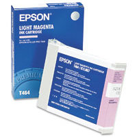 Epson T464011 Light Magenta Inkjet Cartridge